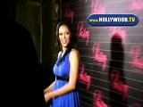 Tia Mowry At Mr. Chows