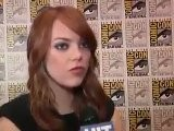 The Amazing Spider-Man -Emma Stone