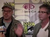 Terra Nova - Brannon Braga And Alex Graves At WonderCon 2011