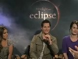 The Twilight Saga: Eclipse - Nikki Reed, Peter Facinelli And Elizabeth Reaser