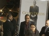 Tyler Perry&#039 S Good Deeds L.A. Premiere