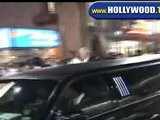 Tisha Campbell Leaves A Hollywood After Party