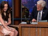 The Tonight Show With Jay Leno Megan Fox Tattoo Regrets