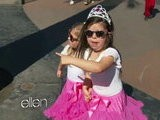 The Ellen Show Sophia Grace & Rosie Go To Disneyland!