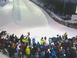 TTR Tricks - Gretchen Bleiler 3rd In Halfpipe At The World Snowboarding Championships