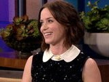 The Tonight Show With Jay Leno Emily Blunt, Part 1