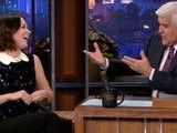 The Tonight Show With Jay Leno Emily Blunt, Part 2