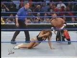 Tajiri Vs Nidia - Smackdown 1.8.2004