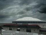 Tornado In Atlanta - Weather Graphics