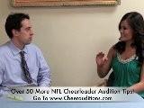 Tampa Bay Buccaneers Cheerleader Audition Help!