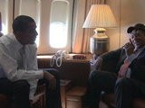 The White House: Behind The Scenes President Obama With Willie Mays On Air Force One