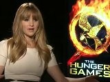 The Hunger Games - Interview With Jennifer Lawrence