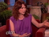 The Ellen Show Ellie Kemper&#039 S Crush On Channing Tatum