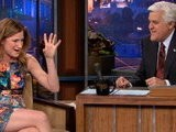 The Tonight Show With Jay Leno Kathryn Hahn Preview