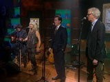 The Colbert Report Don Fleming, Elvis Costello, & Emmylou Harris