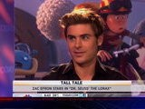 The Daily Show With Jon Stewart Moment Of Zen: Zac Efron&#039 S Red-Carpet Condom