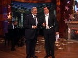 The Colbert Report Placido Domingo & Stephen Colbert: La Donna E Mobile