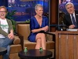 The Tonight Show With Jay Leno Jamie Lee Curtis Preview