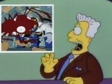The Simpsons Giant Space Ants