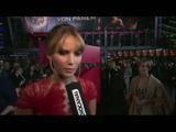 The Hunger Games Berlin Premiere: Jennifer Lawrence Stuns&hellip