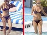 TMZ On TV Nicole Richie&#039 S Impressive Bikini Body