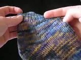 Toe-Up Socks - How To Knit Basic Socks From The Toe Up