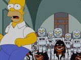 The Simpsons Them, Robot