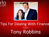 Tips For Dealing With Finances, From Tony Robbins