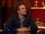 The Colbert Report Mark Ruffalo