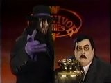 The Undertaker With Paul Bearer Survivor Series Promo
