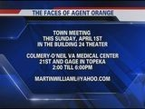 Topeka Town Meeting On The Effects Of Agent Orange