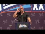 The Rock Fights John Cena In Biggest WrestleMania Ever
