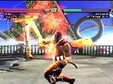 Tekken 6 Ranked Match Ling Xiaoyu Vs King