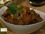 The Chew Daphne&#039 S Ratatouille
