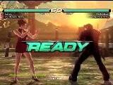 Tekken 6 Ranked Match Anna Vs Lars
