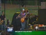 Thousands Come Out To Rock Fore Dough