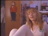 Uma Thurman Grabbing A Guys Nose With Her Toes - YouTube