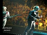 U2 Photo Review, Anaheim, June 18rsack