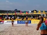 U18 European Beach Volleyball Championship - YouTube2