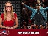 Usher New Album Announcement
