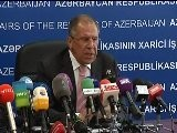 Russian, Azerbaijani Foreign Ministers Meet In Baku