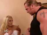 Vengeance 2001: Test And Trish Stratus Segment
