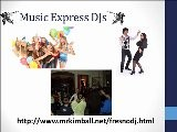 Visalia DJs Music Express - For Your Next Event - Call 325-8625