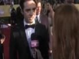 Vincent Piazza Gushes About The Stunning Ashlee Simpson And Talks Boardwalk Empire