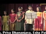 VIDYARANYA KANNADA KOOTA: SANKRANTHI REPUBLIC DAY CELEBRATIONS: INVOCATION & ANTHEMS
