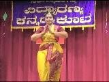 VIDYARANYA KANNADA KOOTA: SANKRANTHI 2012: PART 6: BHARATANATYAM