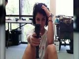 Vanessa Hudgens Is A Gun Toting Girl