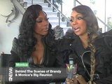 VH1 News Behind The Scenes Of Brandy And Monica&#039 S Big Reunion