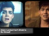 VH1 News Adam Lambert Isnt Afraid To Be Himself