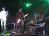 Veronica Belmont Slaps The Bass At Rock Band Bar Night